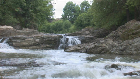 waterfall 30 Stock Video Footage