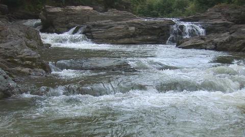 waterfall 32 Stock Video Footage