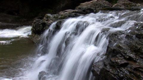 waterfall 46 Stock Video Footage
