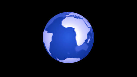 global business universe world globe earth virtual planet Stock Video Footage