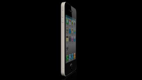 Smartphone 4G IPhone Advertisement presentation commerce Stock Video Footage
