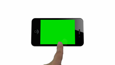 Smartphone 4G IPhone Advertisement presentation commerce Stock Video Footage