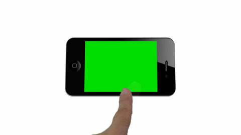 Smartphone 4G Phone Advertisement presentation commerce Stock Video Footage