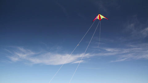 Kite soaring 1 Footage