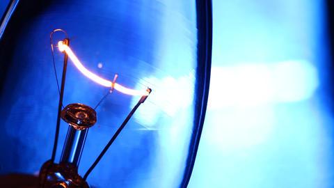 Tungten Bulb Footage