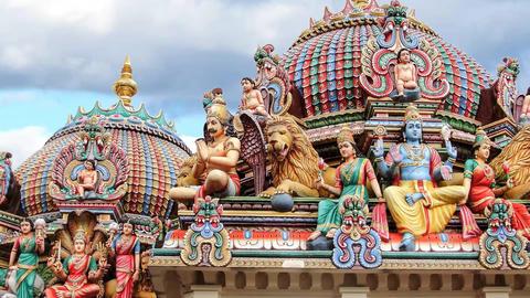 Hindu stock footage