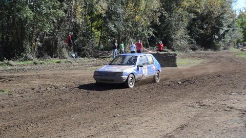 Rally Car Championship Footage