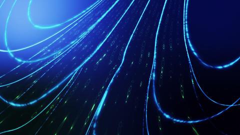Soaring Energy Flow Lite stock footage
