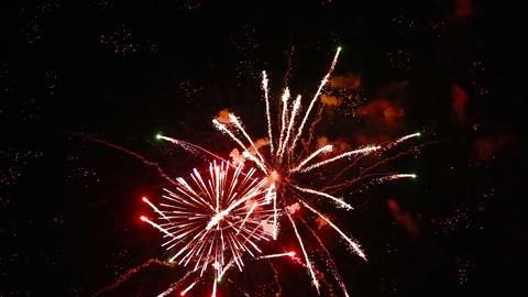 Firework stock footage