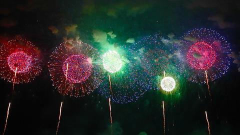 firework ビデオ
