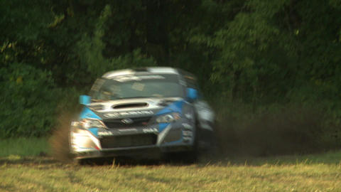 David Higgins Rally Racing Footage