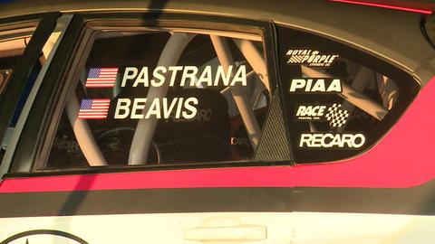 Travis Pastrana Rally Car Name Tags Live Action