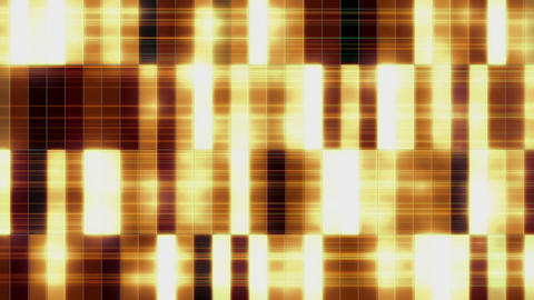 HD wide screen abstract geometric loop Animation