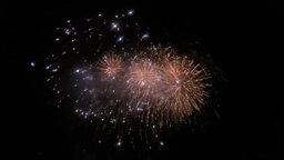 Fireworks 1 stock footage