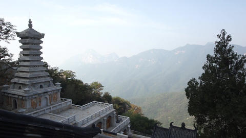 China Songshan Mountains