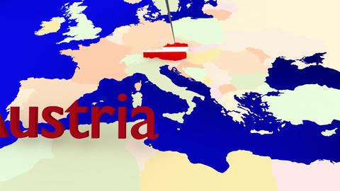 Worldmap - European Countries 0