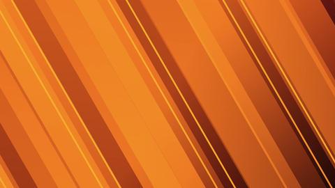Sliding Yellow Slant Bars Animation
