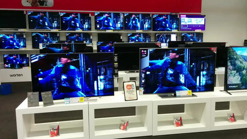 TVs for Sale Live Action