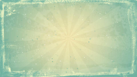 grunge vintage rays loopable background Animation