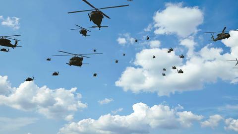 Black Hawk Squadron Animation