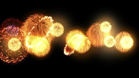 Fireworks Festival 2 Fm 1 4k Animation