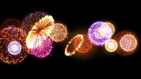 Fireworks Festival 2 Fn 1 4k Animation