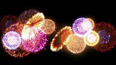 Fireworks Festival 2 Fn 1p 4k Animation