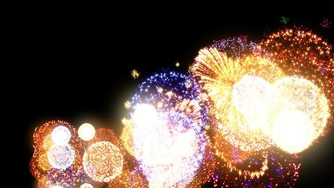 Fireworks Festival 2 Gn 1p 4k Animation