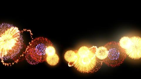 Fireworks Festival 2 Hm 1 4k Animation