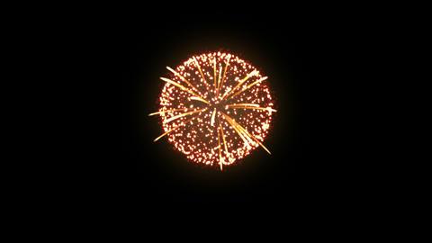Fireworks Hanabi 2 Ah 4k Animation
