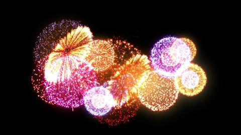 Fireworks Festival 2 Fn 3p 4 K Animation