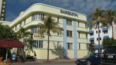 Barbizon Hotel on South Beach Live Action
