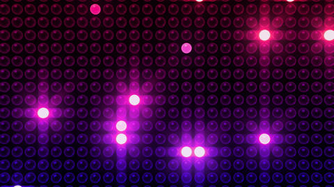 LED Back A C2 HD Animation