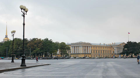 Historic Saint Petersburg