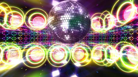 Disco Floor D1Ac HD Stock Video Footage