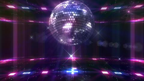 Disco Floor F1C1Bs HD Stock Video Footage