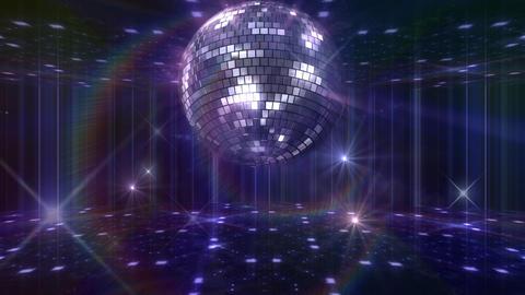 Disco Floor F1G1Bs HD Stock Video Footage