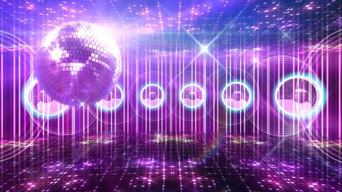 Disco Floor F1H1C1c HD Stock Video Footage