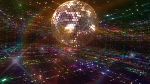 Disco Floor H2Bs HD Stock Video Footage
