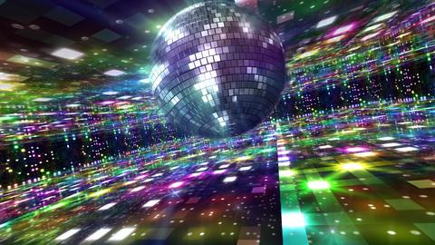 Disco Floor J2Bs HD Stock Video Footage
