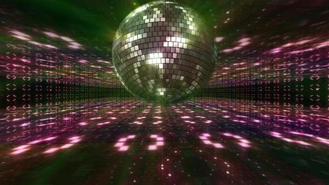 Disco Floor O1Bs HD, Stock Animation