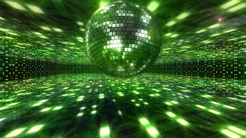 Disco Floor O1Bs HD Stock Video Footage