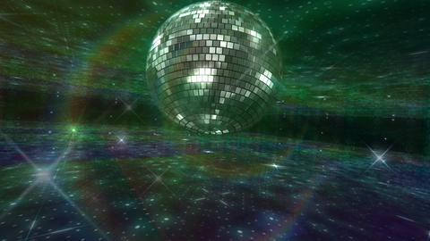 Disco Floor O2Bs HD Stock Video Footage