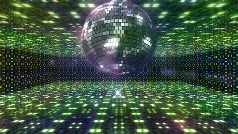 Disco Floor O4Bs HD Stock Video Footage