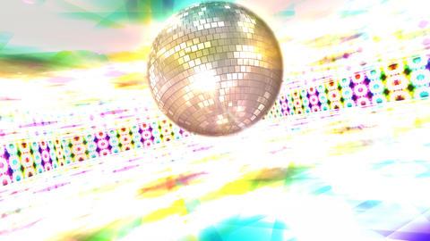 Disco Floor P2Bs HD Stock Video Footage