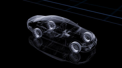 Car Electronics 2Aa HD Stock Video Footage