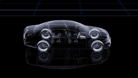 Car Electronics 2Ac HD Stock Video Footage