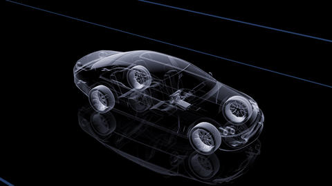 Car Electronics 2Ca HD Stock Video Footage
