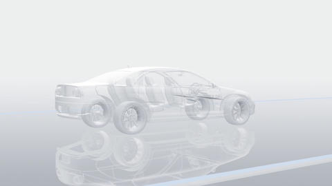 Car Electronics 3Ab HD Stock Video Footage