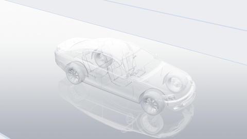 Car Electronics 3Ca HD Stock Video Footage